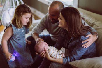 Family Photography in Ballard