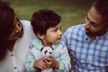 Woodland Park Zoo Family Photos