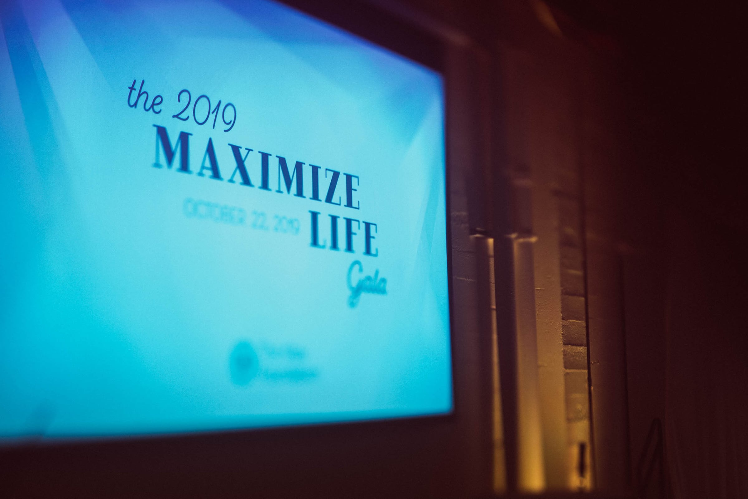 Seattle Event Photography:  Max Foundation 2019